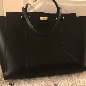 kate spade Bags - Kate Spade black business tote size large